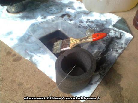 element filter B