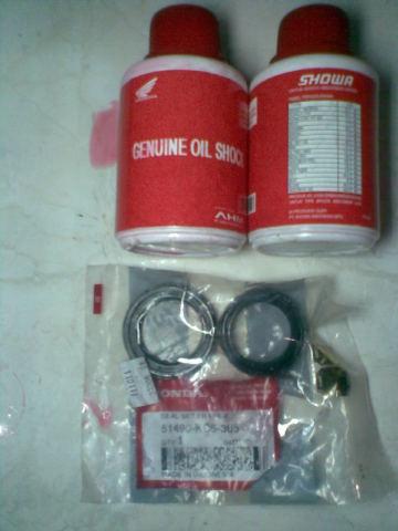 seal n oil shock breaker