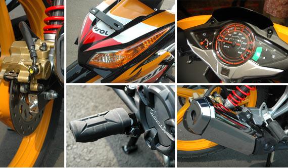 Kelebihan Dan Kelemahan New Honda Blade Vs Honda Old Blade Pertamax7 Com