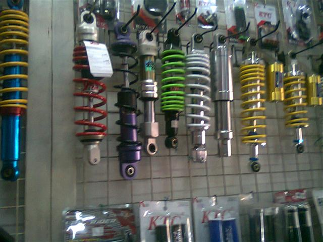 REAR SHOCK BREAKER