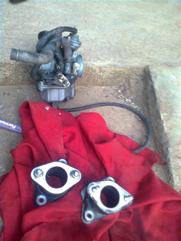 karburator honda megapro