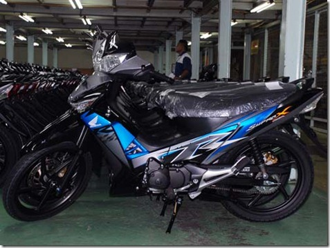 supra x125 new stripping2