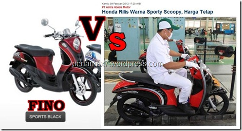fino vs scoopy