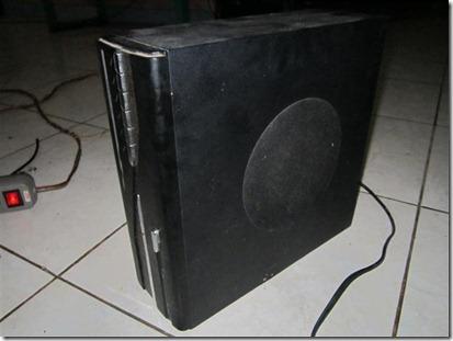 speaker aktif merk simbadda type cst 6800 yang pake remote itu looo