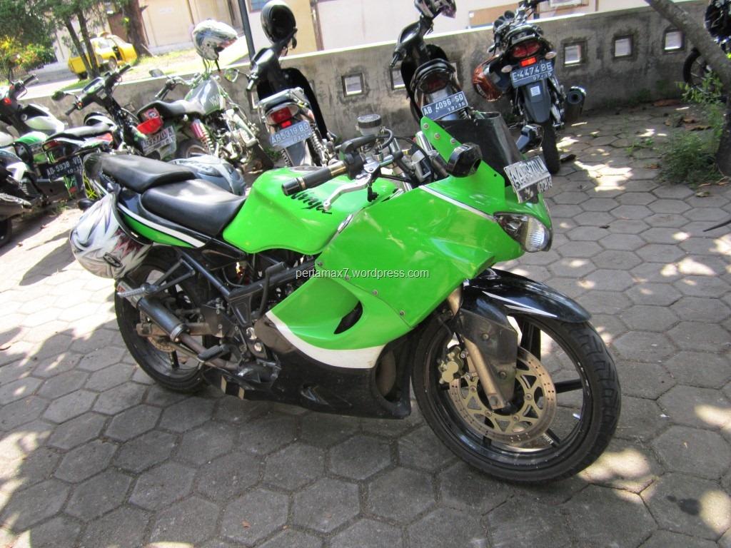 Modifkasi Kawasaki Ninja Rr Pertamax7 Com
