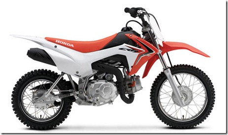 CRF 110 engine