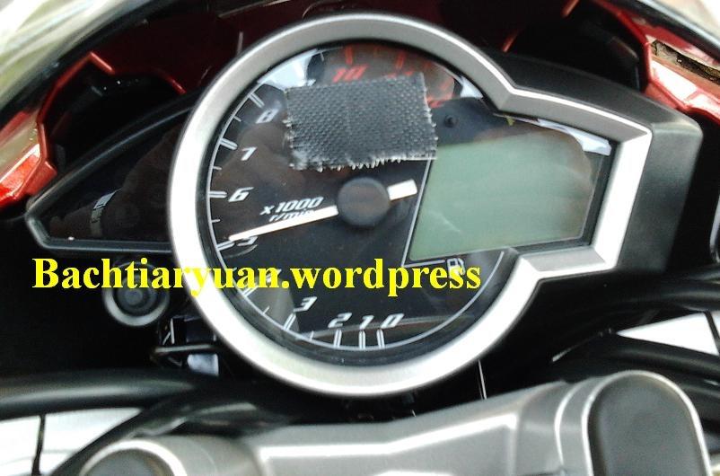 Speedometer New Vixion Kombinasi Analog Digital Biasa Aja Lah Dah
