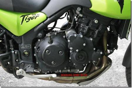 tiger dohc 1