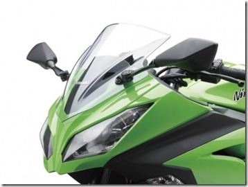 headlamp new ninja 250
