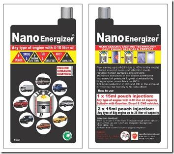 nano energizer mobil