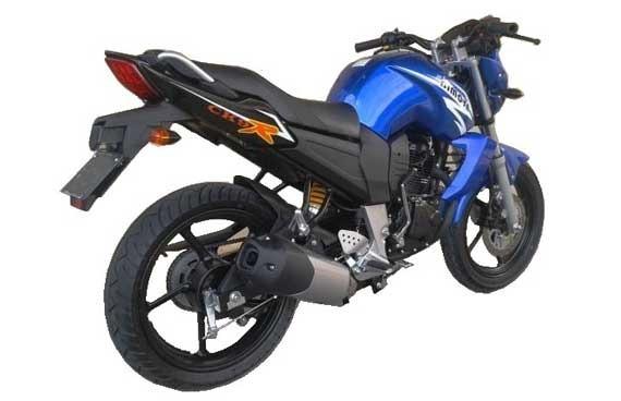 Yamaha Byson Pun Ada Klonengannya Nimota CK 9 Kembaran