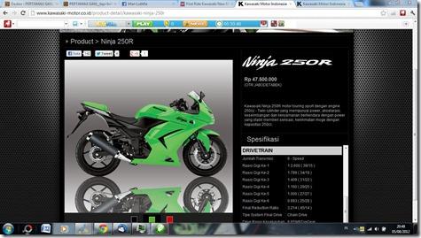 ninja 250 r