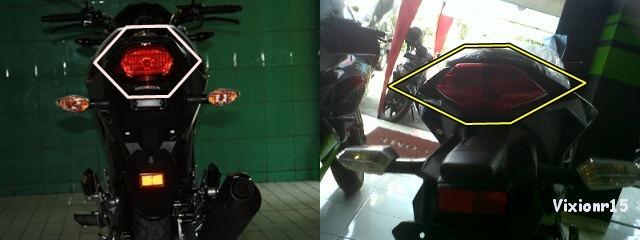 stop lamp all new kawasaki ninja 250 fi keren, stop lamp honda new ...