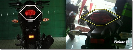 stop lamp nmp vs new ninja 250 fi