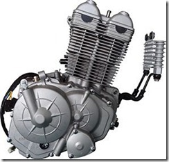 150 cc dohc