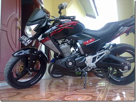 all new honda megapro R
