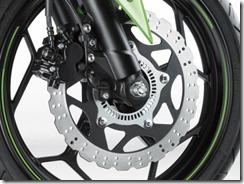 front disk brake ninja 250 ABS