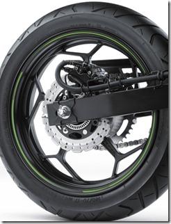 rear disk brake ninja 250 ABS