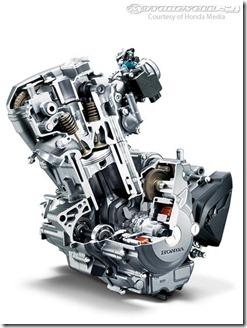 WR-CRF250-Engine