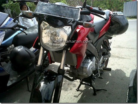 new vixion red