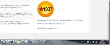 1337 likes pertamax7
