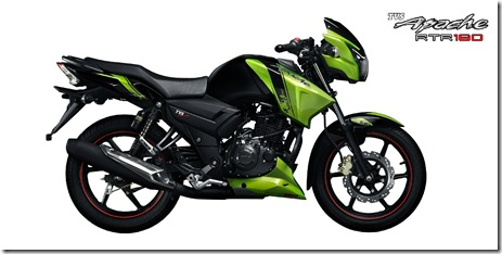1_TVS APACHE RTR 160 cc_The Best Sport Touring 121-160 cc IMOTY 2012
