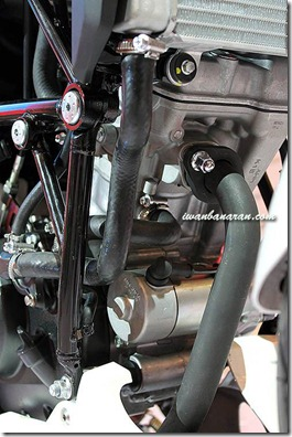 cb150r engine
