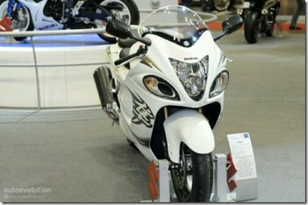headlamp hayabusa