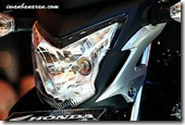 headlamp honda streetfire