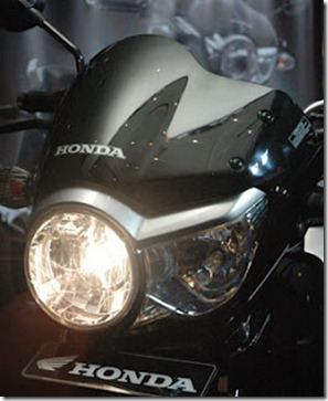 headlamp honda tiger revo