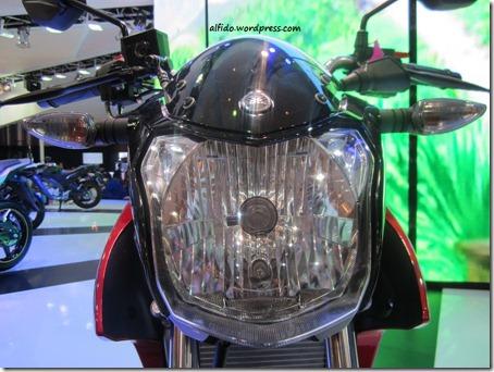 headlamp new vixion hehehe