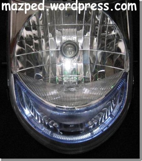 headlamp suzuki lets