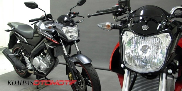 Gregetan Dengan Headlamp Yamaha New Vixion Sampai Banyak Versi
