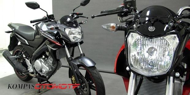 Sparepart Motor Yamaha Vixion