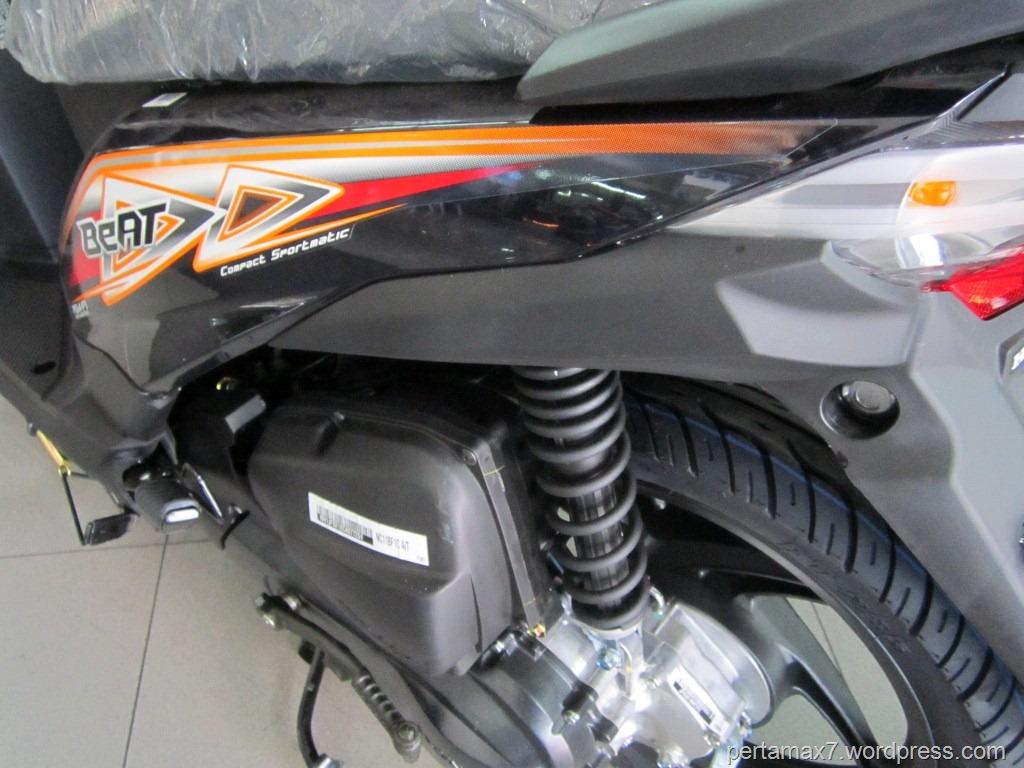 107 Modifikasi Honda Beat Injeksi Velg 17 Modifikasi Motor Beat