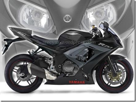 Yamaha India tunda pabrik baru dan Yamaha 250 cc karena Kondisi