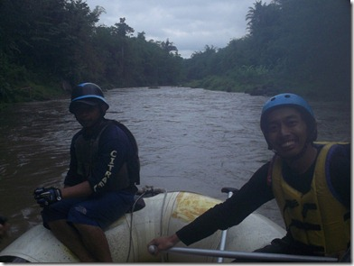 rafting sungai ELO 4 (Medium)