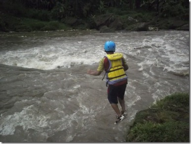 rafting sungai ELO 6 (Medium)