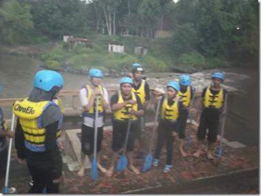 rafting sungai ELO 7 (Medium)