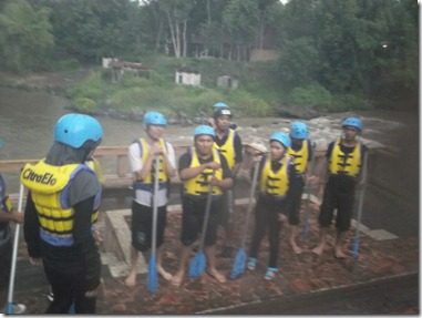 rafting sungai ELO 7 (Medium)