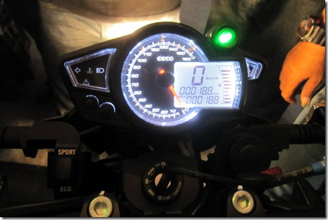 speedometer TDR
