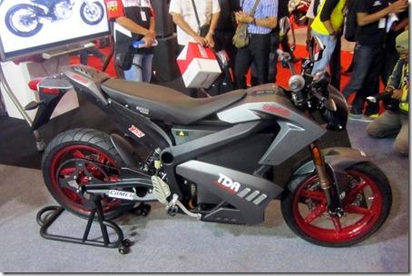 TDR electric bike