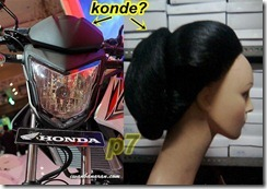 headlamp konde