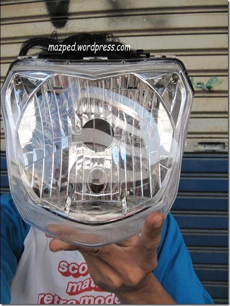 headlamp sinchan