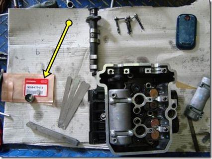 dohc-valve-setting