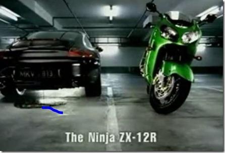 kawasaki ninja zx-12R
