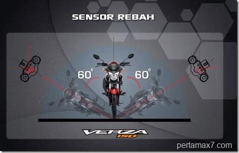 lean sensor honda verza 150 (Small)