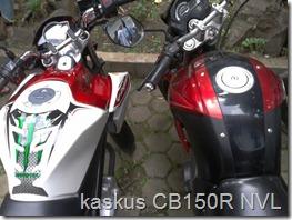 speedometer honda Cb150R 9 (Small)