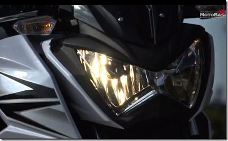 headlamp kawasaki z250