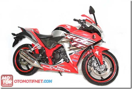 honda cbr250r ride it